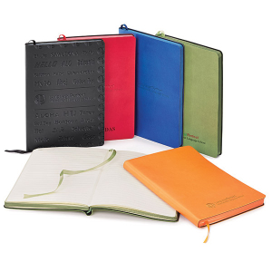 "Donald Soft Cover Journal 5 1/2"" x 8 1/4"""