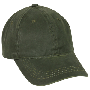 Weathered Cotton Unstructured Cap