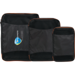 BRIGHTtravels Set of 3 Packing Cubes