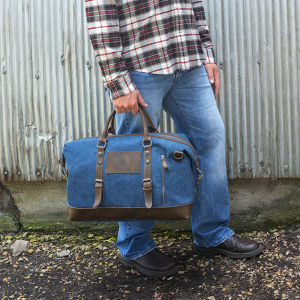 Ryker Canvas Duffel