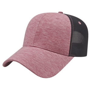Cotton Jersey Cap with Hi-Tech Mesh Back