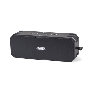 Brookstone® Armor Waterproof & Dustproof Bluetooth Speaker