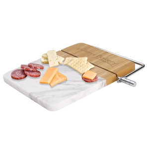 Marble Cutting Board Charcuterie Set