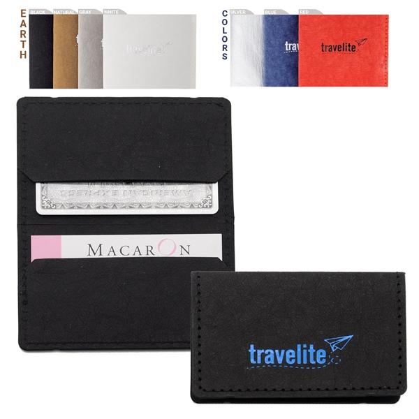 Business card wallet eskimo joes promotional products group inc business card wallet reheart Gallery
