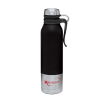 25 oz Clip-On Stainless Steel Vacuum Bottle